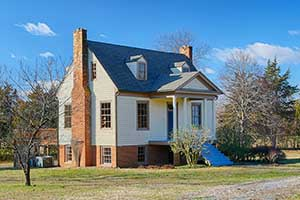 Scottsville  VA Historic Home for Sale