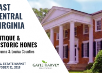Fluvanna Louisa Counties Virginia Antique Homes