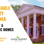 Albemarle County Antique & Historic Homes 10/31/18