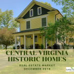 Central Virginia Antique & Historic Homes 12/31/18