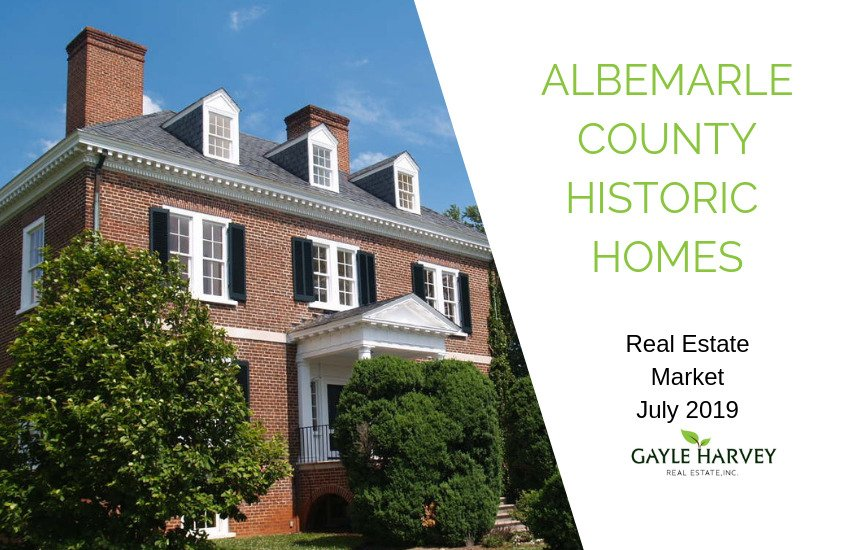 Albemarle County Historic Homes