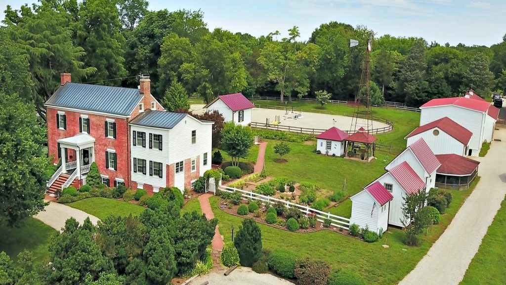 Historic Home for sale in Goochland County Virginia
