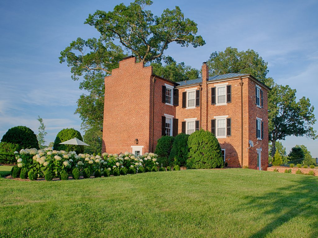 Fluvanna County Va Historic Home for Sale