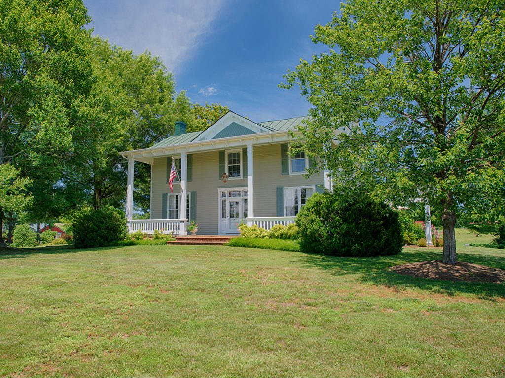 Madison County VA Historic Home for Sale