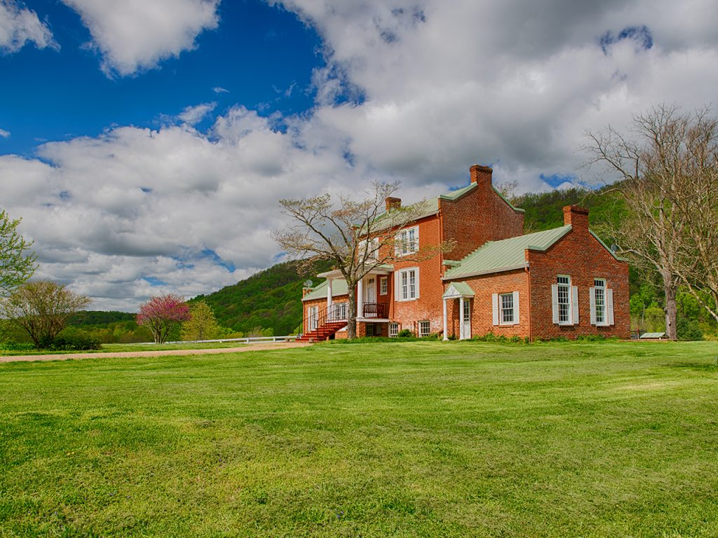 Albemarle County Va Historic Home for Sale