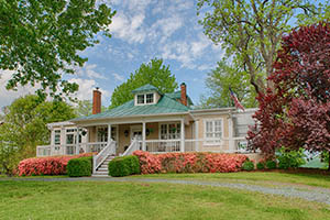 Charlottesville Virginia Old Homes for Sale